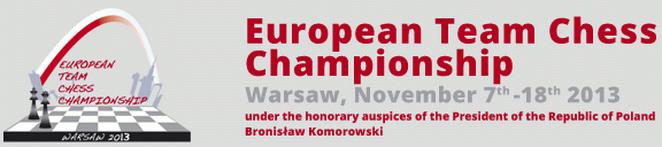 Euro Team Chess Championship 2013 centru