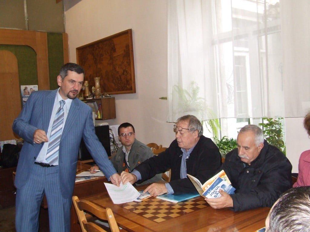 Chess in Schools 100 V Bologan