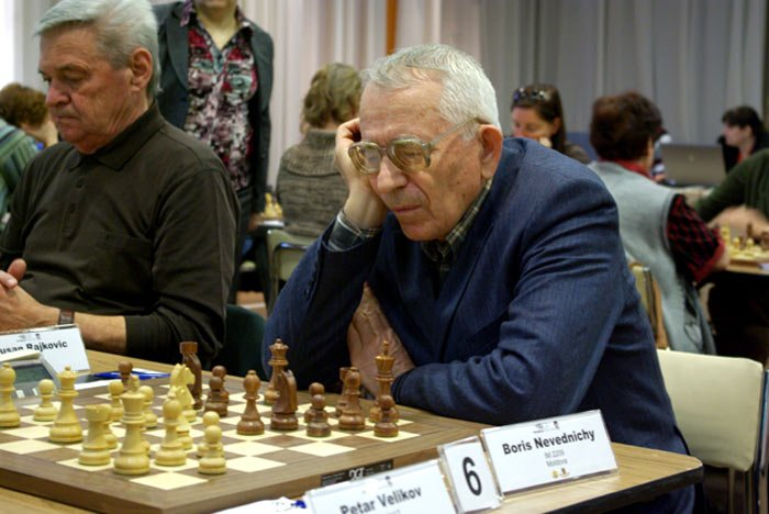 Boris Nevednicii 75 ani