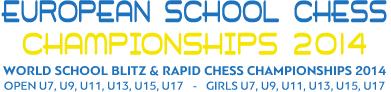 Campionatul European la Șah între Elevi 2014