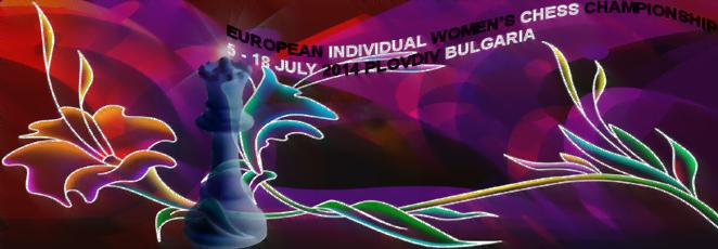 15th European Individual  Women's Chess Championship centru