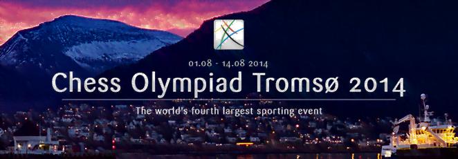 Chess Olympiad Tromso 2014
