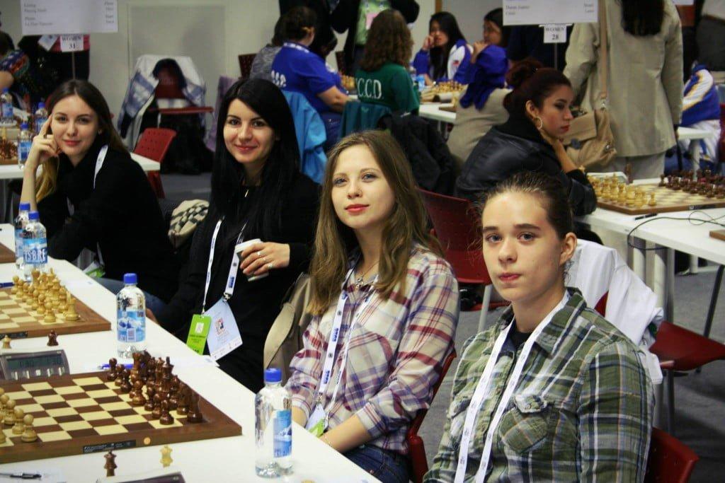 Olimpiada 2014Spain-Moldova