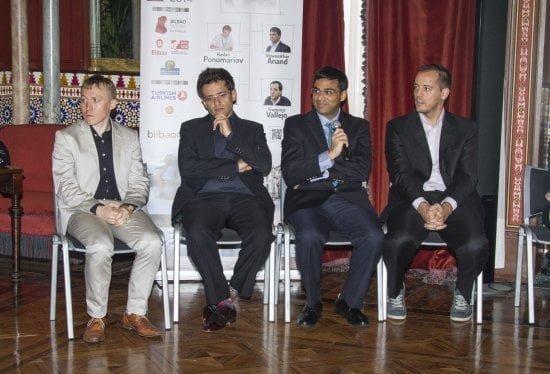 Bilbao 2014 participanti