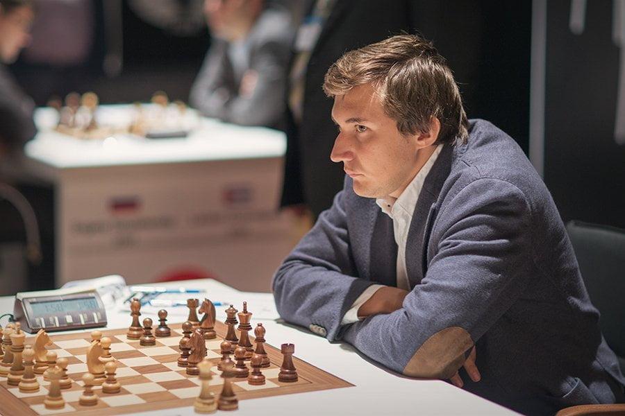FIDE Grand Prix in Baku 2014 4