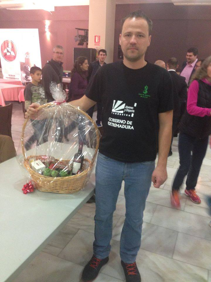 XXVI Abierto Internacional de Roquetas de Ma Dmitry