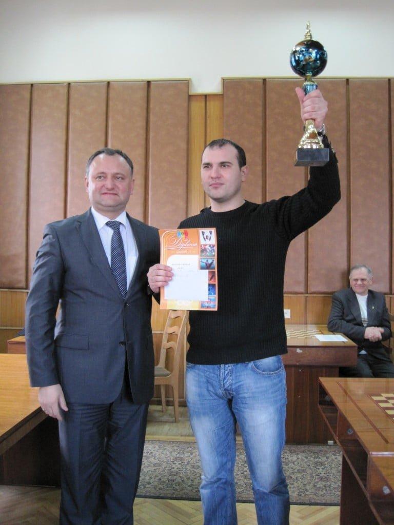 Ruslan Soltanici 1 Cupa Fed 2012