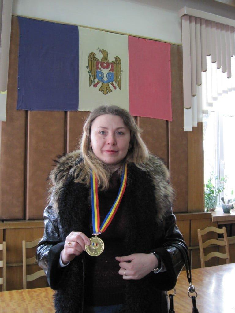 Svetlana Petrenko campioana