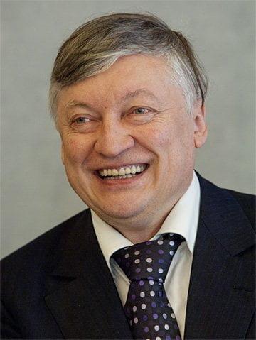Anatoly Karpov 2015