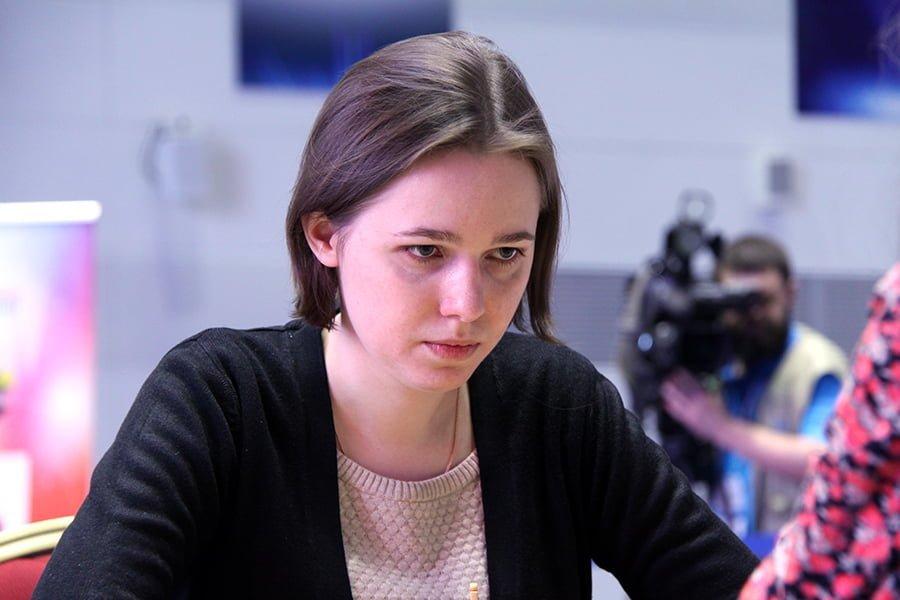 Mariya Muzychuk 15 Campioana mondiala