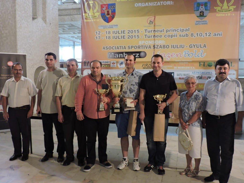 Memorialul IULIU SZABO 2015 Soltanici Ruslan 5