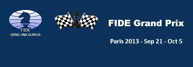 Sixth FIDE Grand Prix — Paris 2013