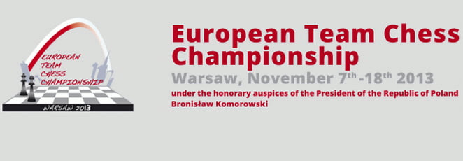 European Team Chess Championship 2013
