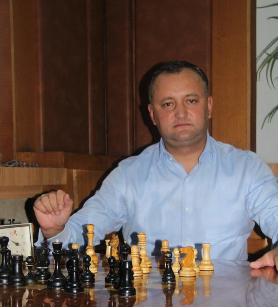 Presedintele FSM Igor Dodon