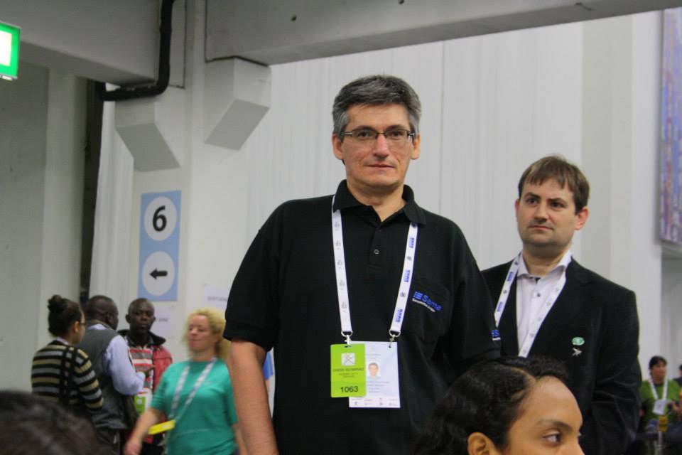 Olimpiada 2014 Veaceslav Slovenianu