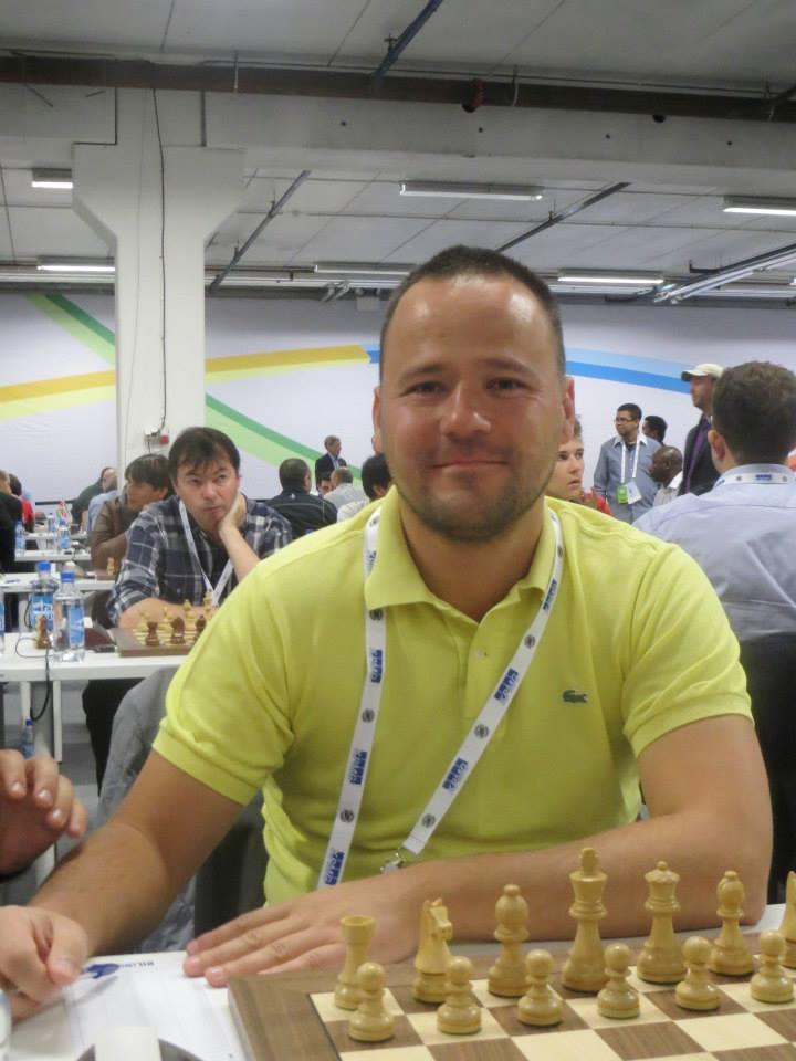 Olimpiada Mondiala 2014 - Dmitry Svetushkin