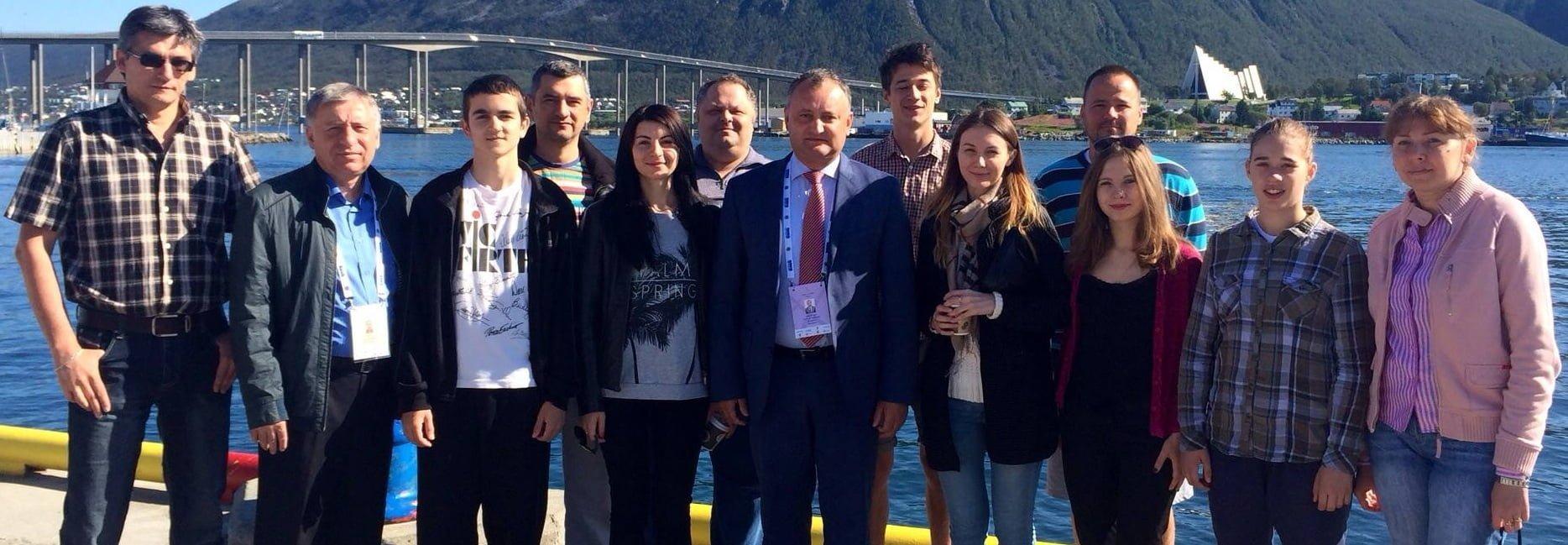 Olimpiada Mondială la Șah 2014 — Tromso în imagini 2