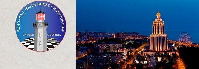 European Youth U8 – U18 Championship 2014