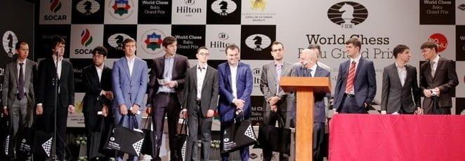 FIDE Grand Prix in Baku 2014