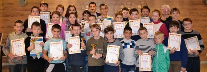 Turneul International la Șah «Toamna Moldovei-2014″. Premiere
