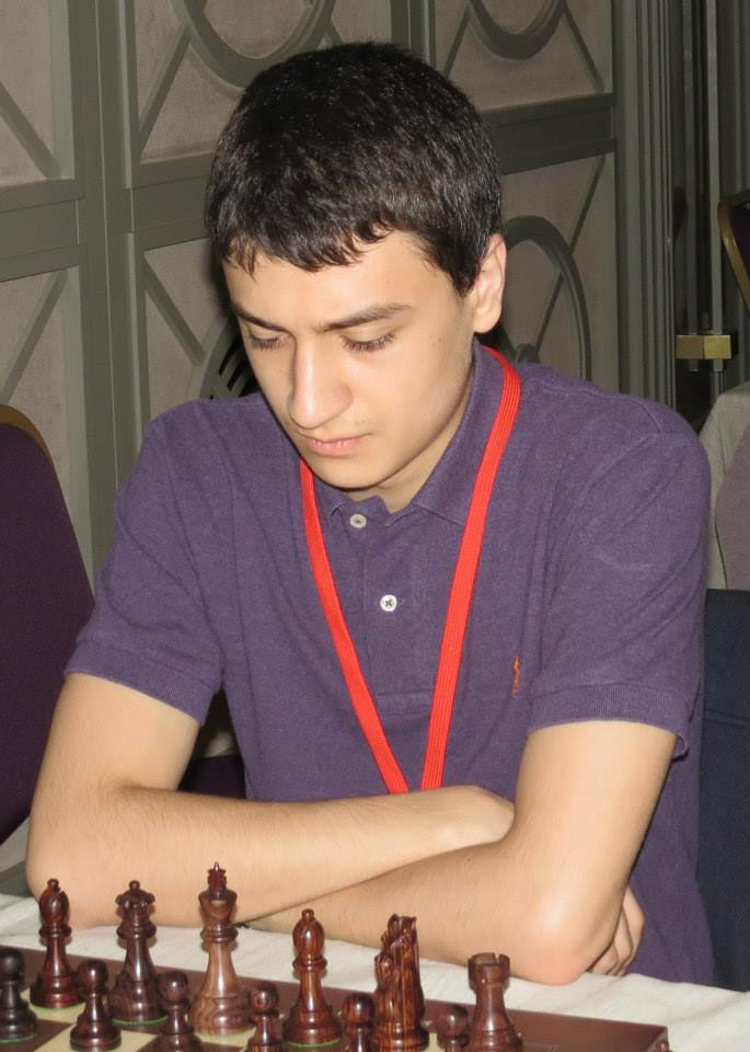 Valeriu Iovcov Batumi 3 2014
