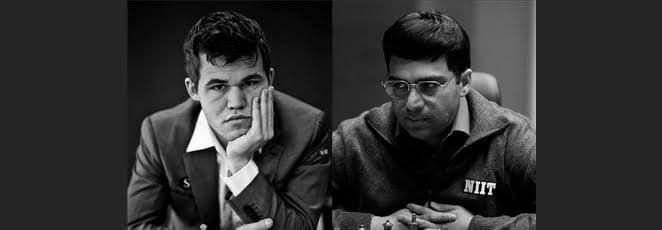 Meciul pentru titlul de Campion Mondial Carlsen VS. Anand, Sochi 2014