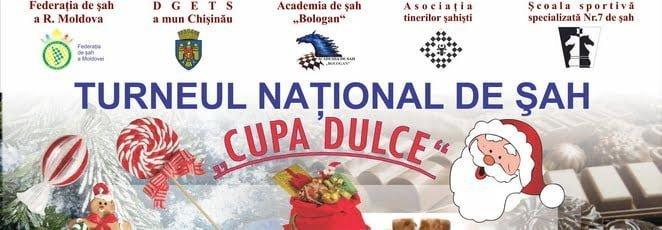 """Turneul Național de Șah """"Cupa Dulce 2015"""""""