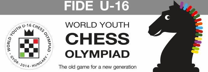 World Youth U-16 Chess Olympiad 2014