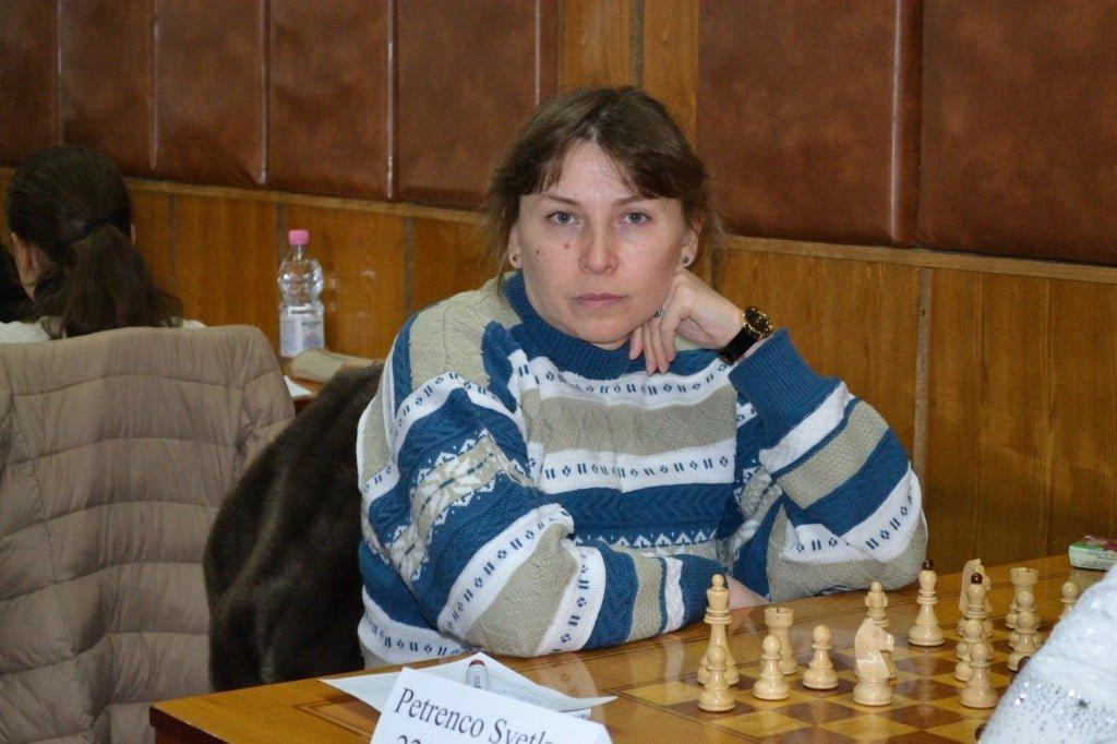 Svetlana Petrenko CM 2015
