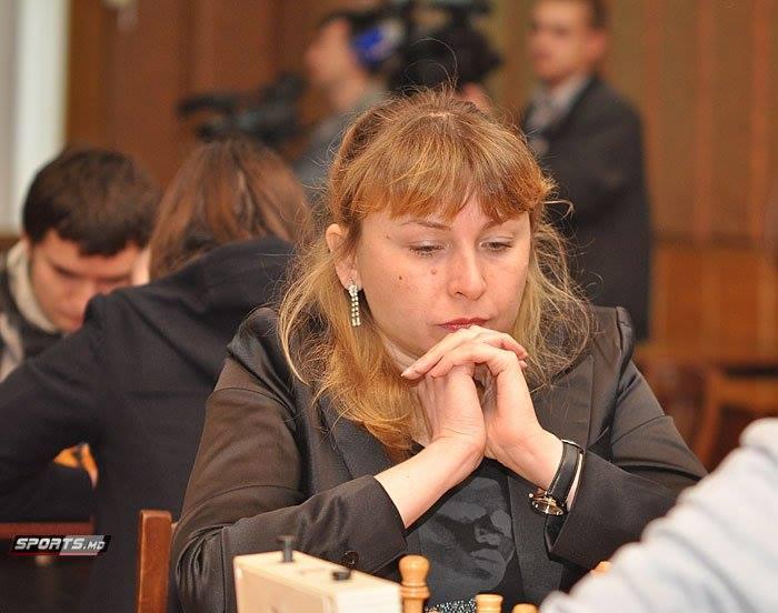 Svetlana Petrenko chess