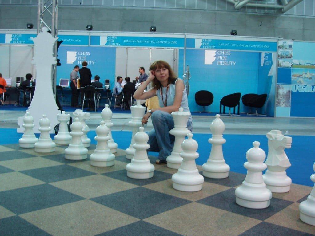 Svetlana Petrenko sah