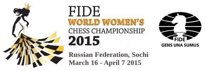 Campionatul Mondial la Șah Feminin 2015
