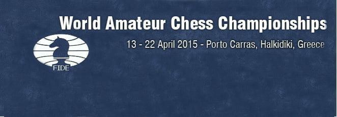 World Amateur Chess Championship 2015