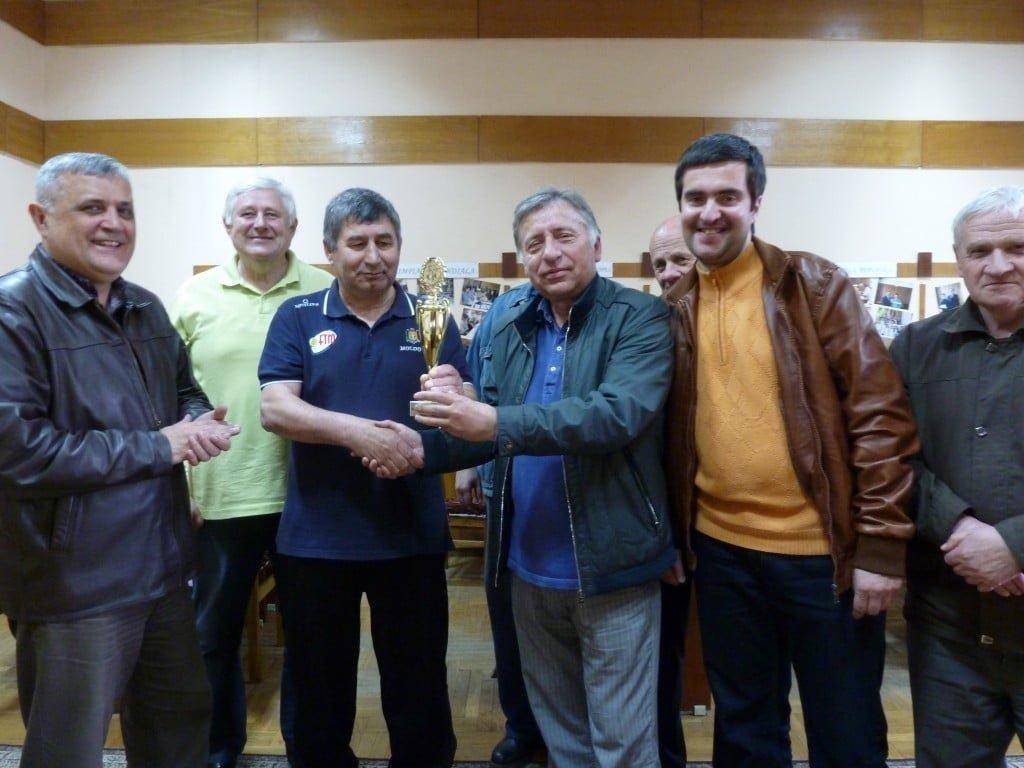 Cupa Federatiei RM pentru ziaristii sportivi 2015 1
