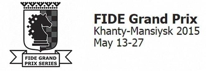 FIDE Grand Prix in Khanty-Mansiysk 2015
