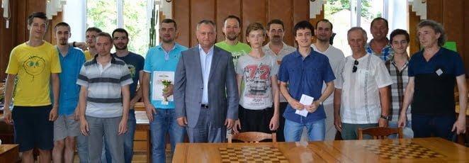 Turneu de Șah Blitz 8 iulie 2015