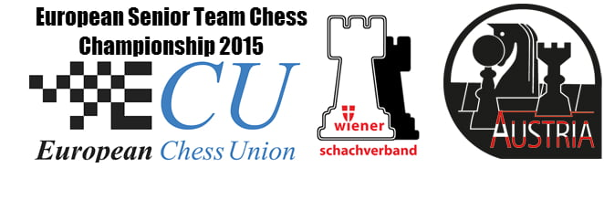 European Senior Team Chess Championship 2015