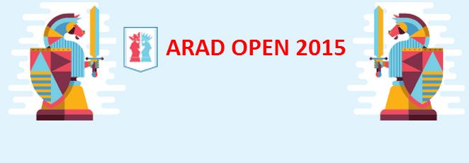 ARAD OPEN 2015