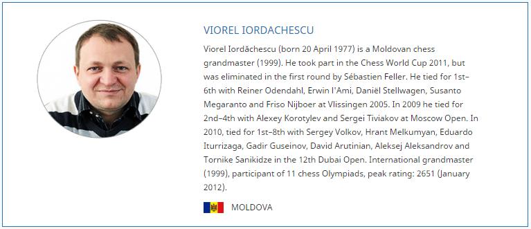 Viorel Iordachescu 2015 Cupa Mondiala
