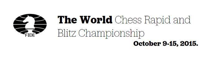 The World Chess Rapid and Blitz Championship 2015 centru