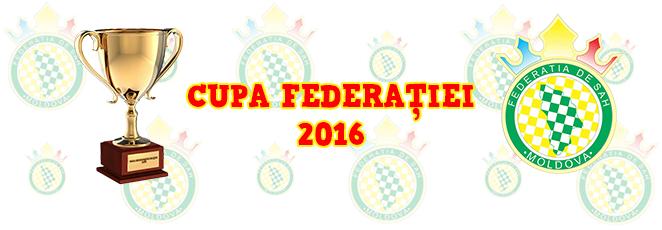 Cupa Federatiei 2016 Main