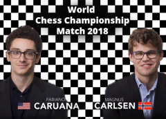 World Chess Championship Match 2018